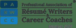 PARW certified resume writer